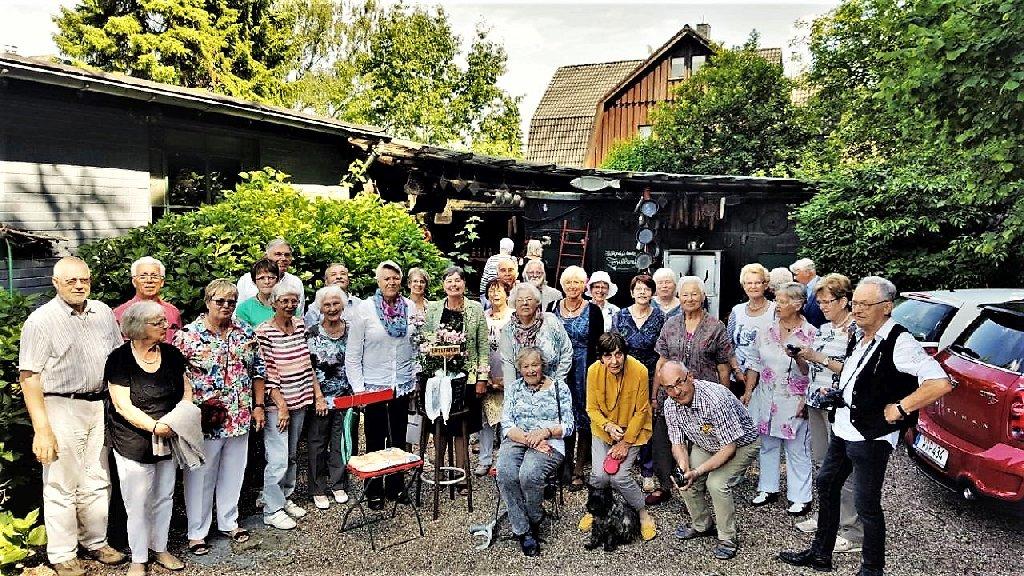 Gruppenfoto Solingen