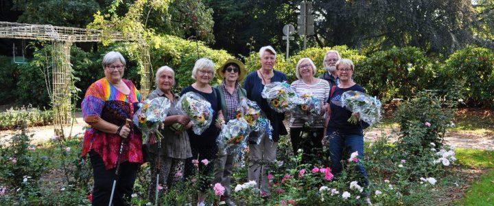 Engagement sorgt für blühende Rosen